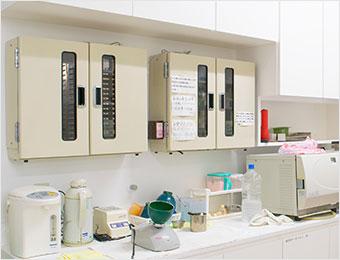 滅菌システム画像